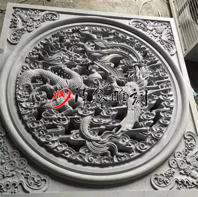 最精湛的石雕工艺作品在寺庙